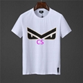 Newest style fendi  t shirt men shirt  fendi shirt shirts short sleeves 10
