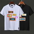 Newest style fendi  t shirt men shirt  fendi shirt shirts short sleeves 13