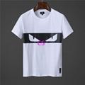 Newest style fendi  t shirt men shirt  fendi shirt shirts short sleeves 15