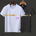 Newest style fendi  t shirt men shirt  fendi shirt shirts short sleeves 17