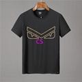 Newest style fendi  t shirt men shirt  fendi shirt shirts short sleeves 18