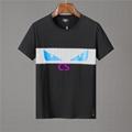 Newest style fendi  t shirt men shirt  fendi shirt shirts short sleeves 19