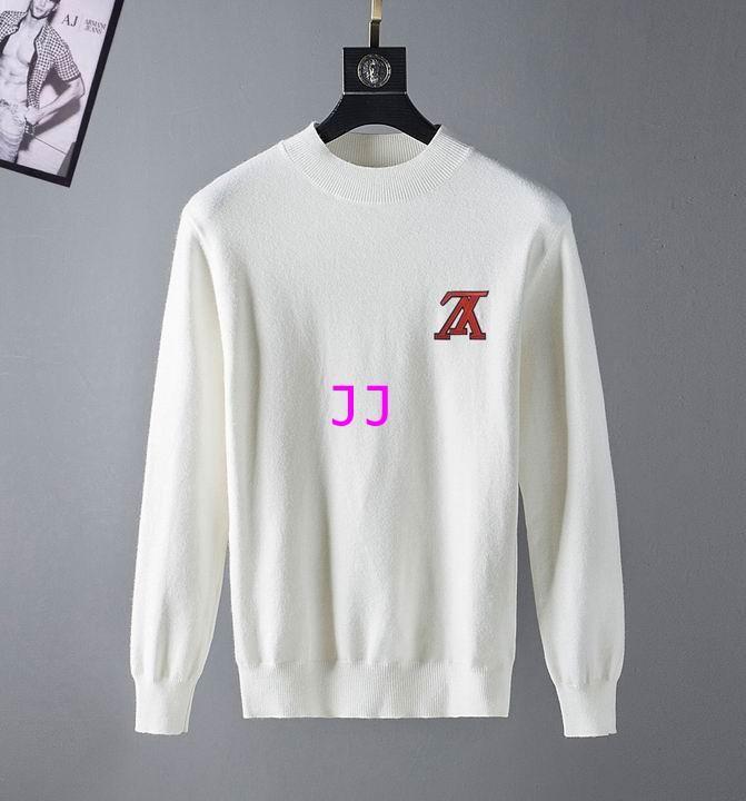 Louis Vuitton sweatshirt Jumper LV Men Knitwear Cardigan Slim Casual Sweater