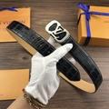 Louis Vuitton men belt 1:1 LV Belt lv women leather lv Belt