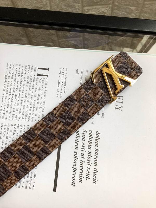 LV belts Louis Vuitton belts Leather belts leather girdle men belts top quality