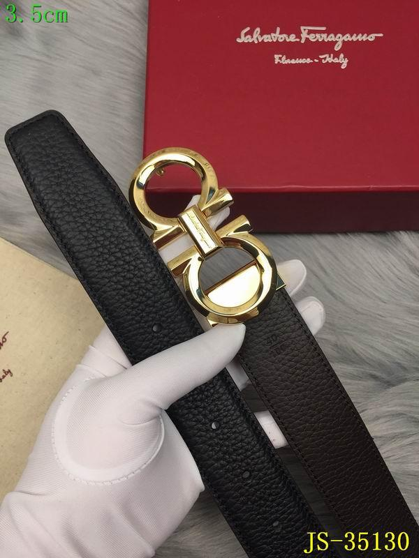 new Ferragamo Belts Ferragamo Solid Color Straps Ferragamo Men's Belts leather 13
