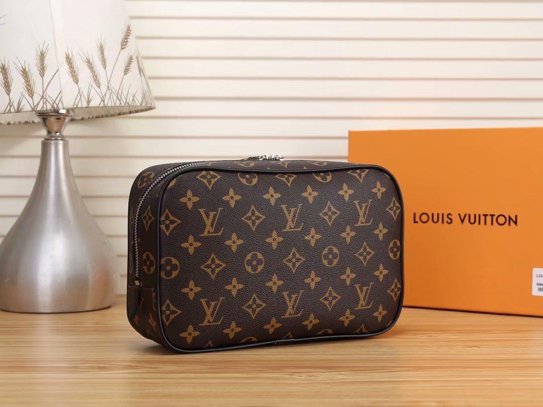 Wholesale Louis Vuitton Cosme Pochette Cosmetic Pouch Makeup Bags LV wallet