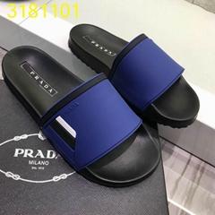 prada mens sandals  Man flip flops prada slippers
