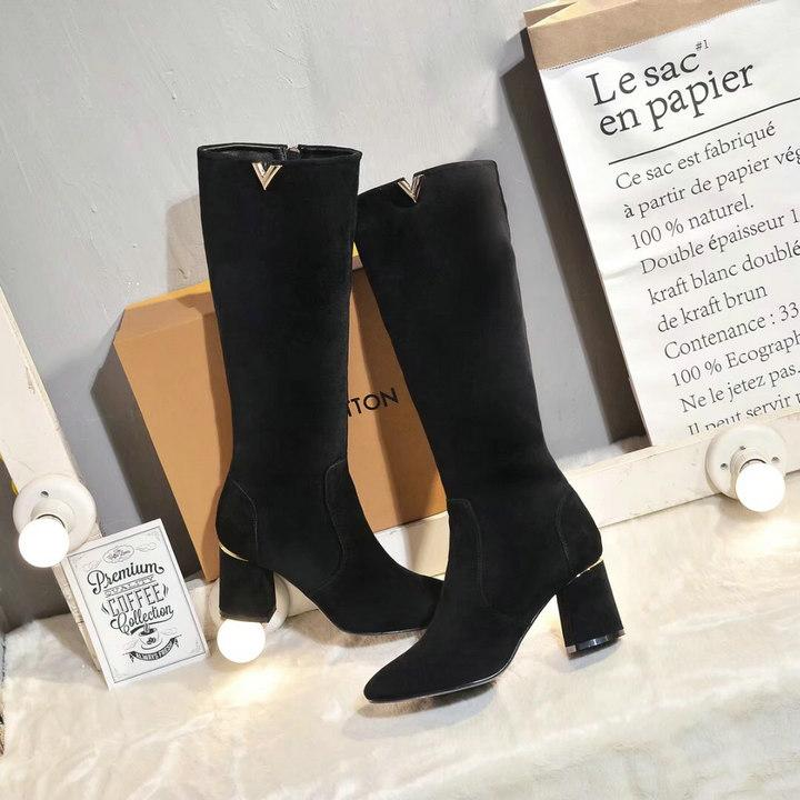 women high heels suede leather boots women sexy boots