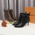 top sale ANKLE BOOT  LV Boots High-heel Boots