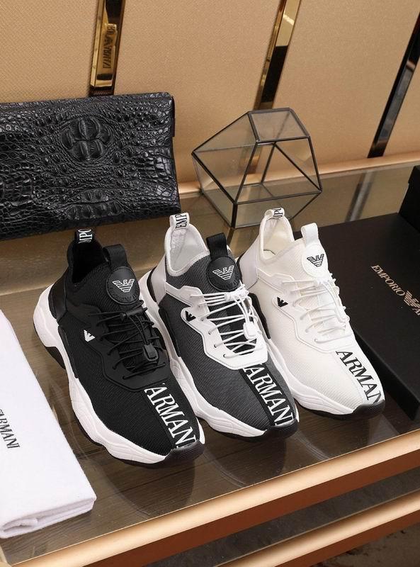 Armani shoes vapormax Wholesale brand shoes for men and women