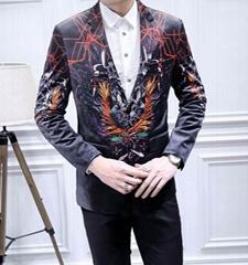 newest givenchy  business suit men coats
