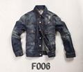 wholesale  LEVIS cowboy wear  men's blue jeans  Levis coat
