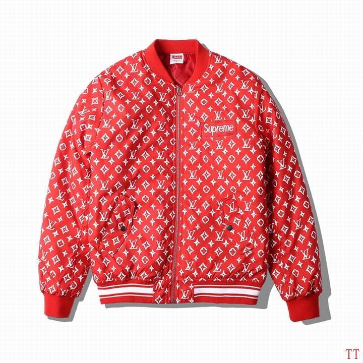 LV cotton-padded clothes man down jacket coat man M-3XL