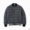 LV cotton-padded clothes man down jacket coat