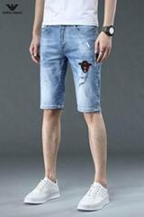 short Louis Vuitton men pants LV jean trousers LV  jeans