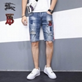 short Louis Vuitton men pants LV jean trousers LV  jeans
