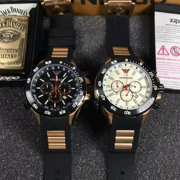 armani   glass movement 1:1 high quality watches