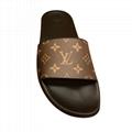 lv Slippers womens lv shoes Lv flip-flops Louis vuitton slippers fashion footwear