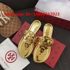 Top sale women shoes casual flip flop sandals tory burch slipper women slippers