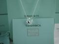Tiffany necklace jewelry  double heart Tiffany classic necklaces  tiffany