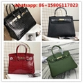 Birkin kelly crocodile handbags leather bags