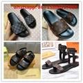 Louis vuitton slippers Lv flip-flops Lv slippers Lv men slippers Lv shoes