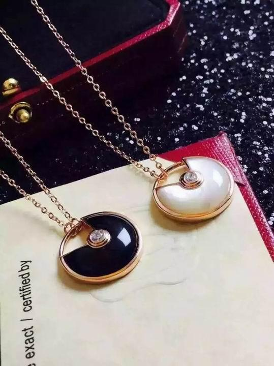 cartier necklaces with bead
