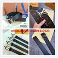 louis vuitton belts monogram belts gold buckle LV
