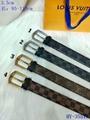 lv Belts louis vuitton belts round buckle gold silver