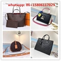 louis vuitton shoulderbag totes bags monogram neverful GM bag