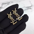 New YvesSaintLaurent necklace golden ysl rings ysl necklaces ysl bracelet