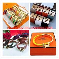 hermes  Bracelets crocodile skin bracelet hermes bangles