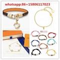LV bracelet with monogram straps and engraced locks louis vuitton bracelet