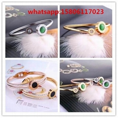 Top sale jewelries bvlgari bracelet fashion bracelts with boxes
