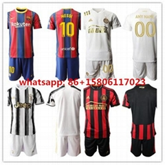 2020  Football jersey Real Madrid Soccer Jerseys club jersey soccer jersey