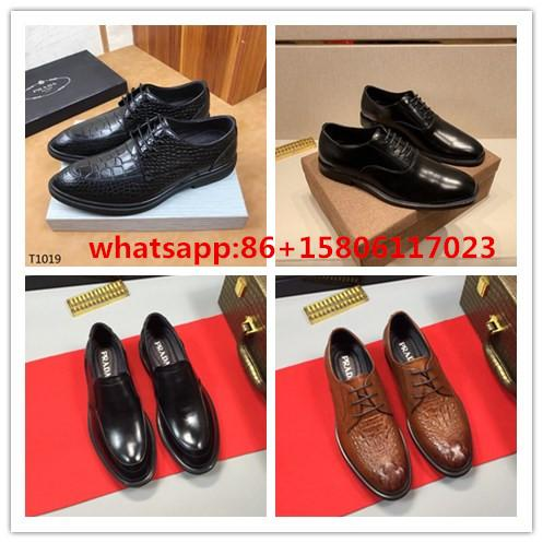 men prada shoes leather shoes prada footwear men shoes
