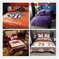 heremes Bed Sheet  Bedding Sets Hermes Quilt cover  bedspread beddings