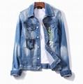 wholesale  LEVIS cowboy wear  men's blue jeans  Levis coat 6