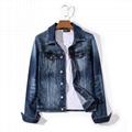 wholesale  LEVIS cowboy wear  men's blue jeans  Levis coat 9