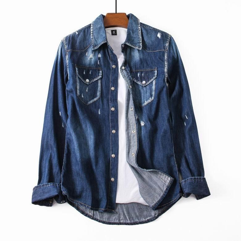 wholesale  LEVIS cowboy wear  men's blue jeans  Levis coat 11