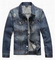 wholesale  LEVIS cowboy wear  men's blue jeans  Levis coat 14