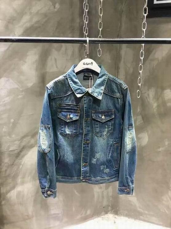 wholesale  LEVIS cowboy wear  men's blue jeans  Levis coat 15