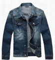 wholesale  LEVIS cowboy wear  men's blue jeans  Levis coat 18