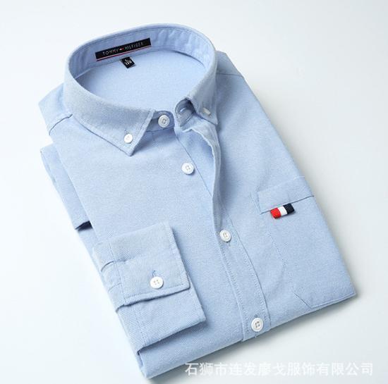 men dress shirt Tommy long sleeves shirt shirts tommy t shirts  7