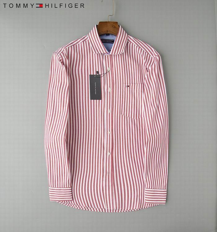 men dress shirt Tommy long sleeves shirt shirts tommy t shirts  11