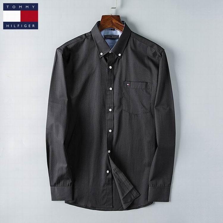 men dress shirt Tommy long sleeves shirt shirts tommy t shirts  12