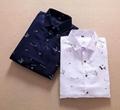 thom browne shirts slim fit dress shirt trimmed cotton oxford shirt men shirts 9