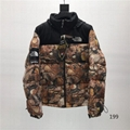 The North Face Loose coat north face down jackets warm water proof