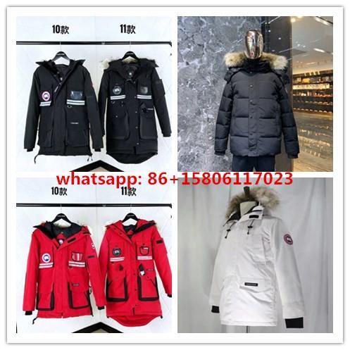 canada goose hybridge knit jacket knitwear  men's outwear   parka down jacket  canada goose coats